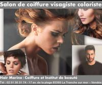 Magasin L'Houmeau Hair marine