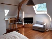Chambre d'Hôtes Mulhouse loft studio avec charme et autheticité