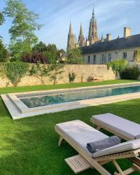 Chambre d'Hôtes Basse Normandie Le Tardif, Noble Guesthouse