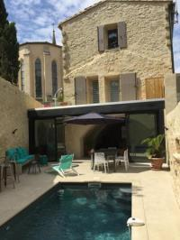 Chambre d'Hôtes Languedoc Roussillon L'arche de l'aqueduc