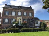 Chambre d'Hôtes Haute Normandie O DELA DE L'O, LE 64 - maison d'hôtes de charme entre Côte d'Albâtre et Baie de Somme