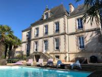 Chambre d'Hôtes Vendée Chateau la Pierre Levée