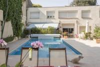 Chambre d'Hôtes Montpellier Villa Cemaste
