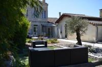 Chambre d'Hôtes Sainte Hélène Domaine de Quittignan Brillette