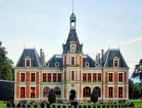 Chambre d'Hôtes Limousin chateau de Walmath