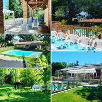 gite Issus Guesthouse Le Pujol