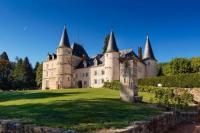 Chambre d'Hôtes Auvergne Château de St Alyre
