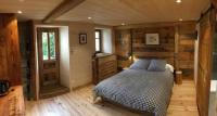 Chambre d'Hôtes Vacheresse Atelier des Sapins Blancs (chambre double)
