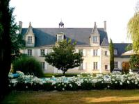 gite Fontaine Guérin Château de la Ronde