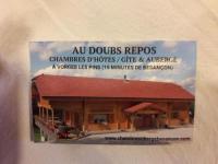 Chambre d'Hôtes Besançon Au Doubs Repos