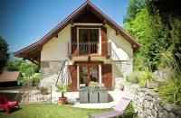 Chambre d'Hôtes Aix les Bains Chambres d'hôtes des lodges de la Cascade
