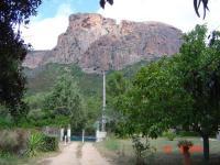 gite Cargèse Holiday home Route de Radica