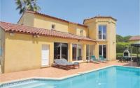 gite Marseillan Awesome home in Agde w Outdoor swimming pool, WiFi and Outdoor swimming pool
