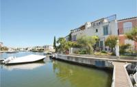 gite Saintes Maries de la Mer Amazing home in Aigues-Mortes w WiFi and 3 Bedrooms