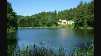 gite Alet les Bains lac du paradis