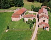 gite Châteauponsac Domaine de Montmery. La ferme de Gaston