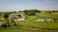 gite Montdurausse Andillac Chateau Sleeps 24 with Pool and WiFi