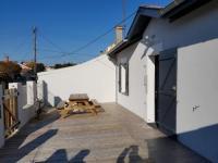 gite Arès Maison Arcachonaise rénovée - 4 PERS -250 de la plage de l'Aiguillon