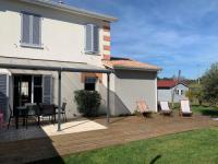 gite Gujan Mestras jolie maison cosy pour 6 personnes à Arès