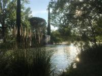 gite Arles Studio cabine aux hameaux de camargue