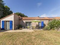 gite La Barre de Monts House Bleu