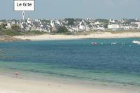 gite Plonéour Lanvern the cottage of the beach