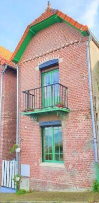 gite Nibas La Belle Aultoise, 4 chambres, WIFI, Vue mer, Baie de Somme