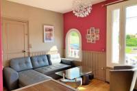 gite Melleville Jolie villa Aultoise rénovée, 4 chambres, jardin