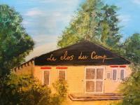 gite Gas Hebergements le Camp d'Auneau - Le Clos du Camp