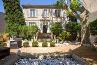 gite Paradou Holiday home Impasse Ernest Feuillet Poete Avignonnais