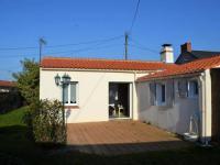 gite La Plaine sur Mer HOUSE 5 personnes Noirmoutier - Barbâtre - Maison de vacances indépendante pour six personnes.