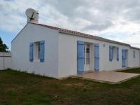 gite Machecoul HOUSE 6 personnes Maison indépendante à Barbâtre sur l'île de Noirmoutier avec jardin clos.