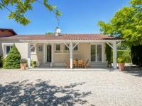 gite Labarthe Modern Holiday Home in Barry-d'Islemade with Pool