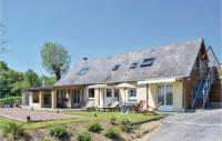 gite Merville Franceville Plage Holiday home Bavent with a Fireplace 410