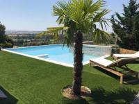 gite Drudas maison moderne avec piscine