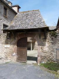 gite Salles la Source chambre d'hôtes Cadravals Belcastel Aveyron
