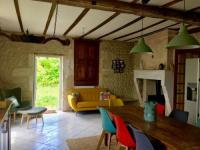 gite La Roche Chalais Recently renovated house with private pool - minutesAubeterre sur Dronne