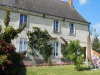 gite Saint Paterne Racan House Manoir de la baillardière 4