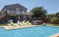 gite Marseillan Three-Bedroom Holiday Home in Beziers