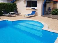 gite Sainte Eulalie en Born House Maison 6 personnes proche du centre ville avec jardin et piscine 1
