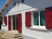 gite Gujan Mestras HOUSE 8 personnes Biscarrosse Plage, villa indépendante pour 8 personnes.