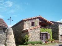 gite Saint Mary le Plain Ferienhaus Blassac 100S