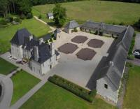 Gîte Campigny Gîte La Grange du Manoir de Cleronde