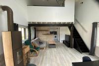 gite Muides sur Loire Petite maison lumineuse en duplex