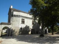gite Calignac Château de Plèneselve