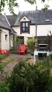 gite Châteaudun Holiday home Impasse de la Licorne