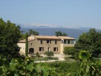 gite Salon de Provence Maison de charme au coeur du Lubéron - piscine - 8 couchages