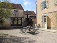 gite Les Riceys Maison de Vacances Bouix 12 pers