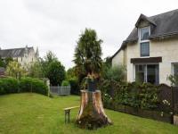 gite Parçay les Pins House Vue d'abbaye 2