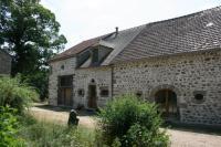 gite Alligny en Morvan Champ de la Fontaine